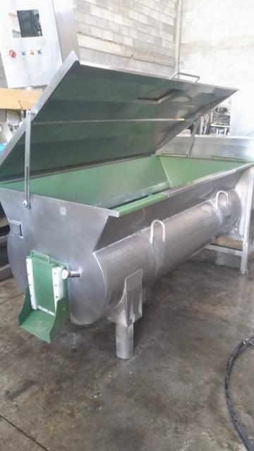 Melaxadora 500 kgs Seminuevo