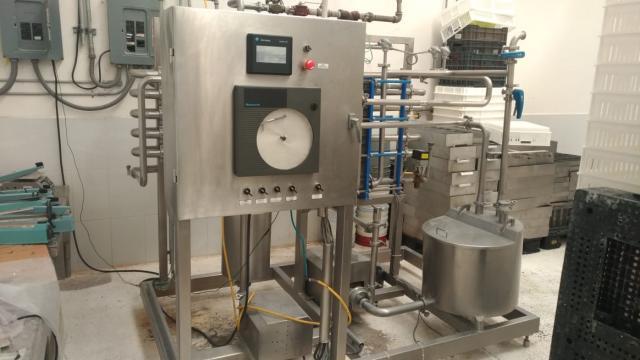 Pasteurizador Seminuevo (5,000 lts)