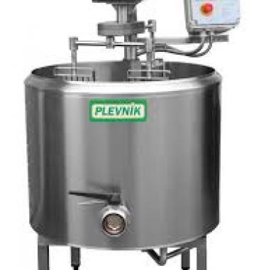 Tina  de Pasteurizacion y Cuajado Plevnik  Modelo SKH 100 E--Entrega  Inmediata  NUEVA