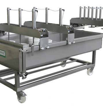 Preprensas para quesos Automaticas o semi automaticas